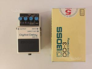Pedale BOSS DD-3 Digital Delay