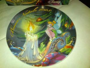 Piatto da collezione Walt Disney - Natale