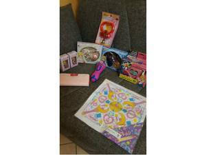 Sailor moon vari oggetti