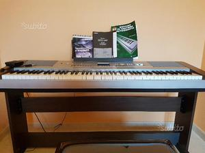 Tastiera yamaha ypt255 con tavolo e sgabello posot class