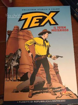 Tex willer collezione storica a colori completa