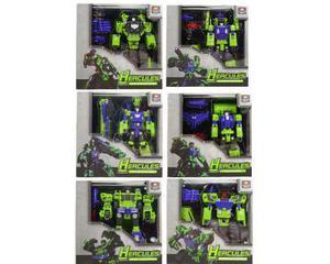 Transformers robot TFC hercules (DEVASTATOR!)