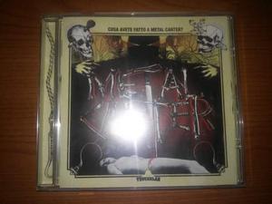 CD Rarissimo di Metal Carter. Originale.