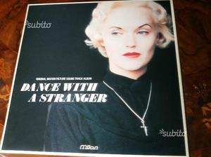 DANCE With A STRANGER lp RARO NUOVO inascoltat