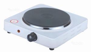 Fornello elettrico piastra elettrica in ghisa posot class for Piastra elettrica portatile