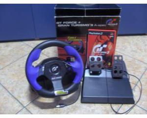 Gt force + gran turismo 3 - ps2