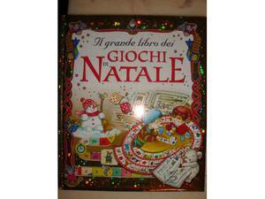 Il grande libro dei giochi di Natale - giunti junior