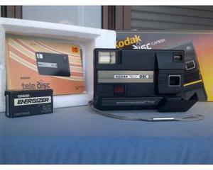 Kodak Tele Disc Camera ()