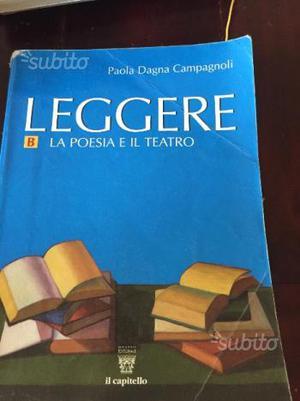 Leggere vol B la poesia e il teatro