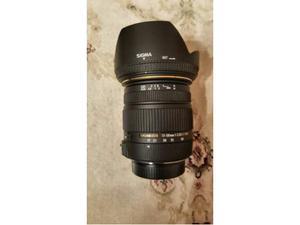 Obiettivo  Sigma OS HSM x Nikon - NUOVO -