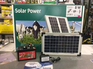 Pannello Solare 12 Volt Con Batteria : Batteria solare sigillata ah volt posot class