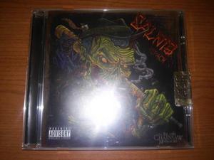 Salmo - The Island Chainsaw Massacre. Originale. Rarissimo.
