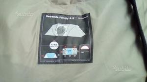 Tenda da campeggio x 4 persone