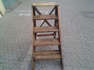 Scaletta In Legno Antica : Antica scala in legno verde posot class