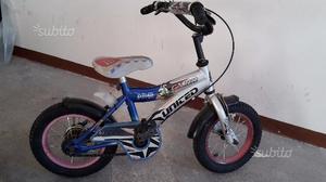 Bici bambino da 2 a 5 anni con rotelle