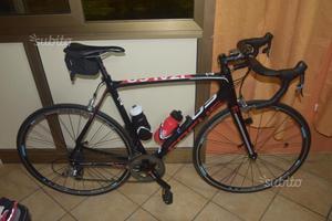 Bici da corsa Focus in carbonio x mtb