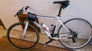Bici ibrida mtb bici corsa