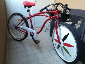 Bicicletta Coca Cola Cruiser - Imballata