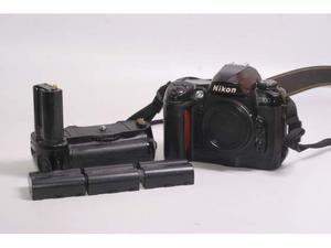 Fotocamera digitale reflex nikon d100+ bg nikon mb-d100.