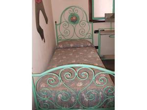 Vendo letto singolo in ferro epoca primi posot class for Vendo capannone in ferro