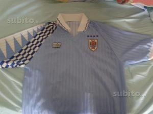 Maglia calcio uruguay storica originale nr