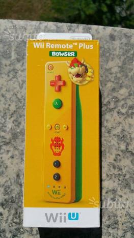 Nintendo Wii U - Wii Remote Plus Nuovo inscatolato