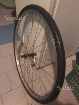 Per la bici misura 28 ruote davanti