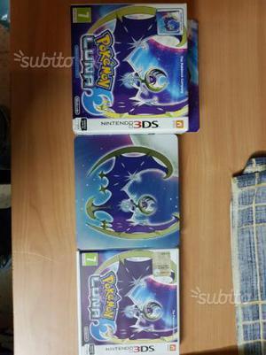 Pokemon Luna Edizione Limitata