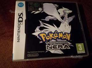Pokémon versione nera (Ds/2ds/3ds)