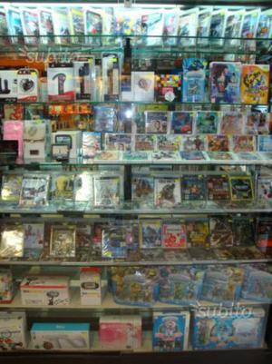 SCONTOdal 30al 50% PS3,PS2,PSP,NINTENDO WII,3DS,DS