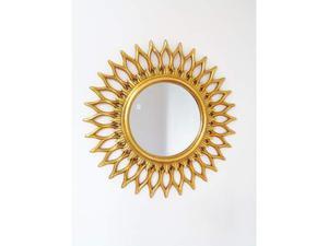 Specchio a forma di sole con conchiglie posot class - Specchio a forma di sole ...