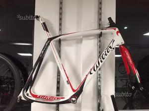 Telaio bici corsa wilier 101 usato