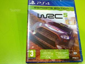 WRC 5 Ps4 Nuovo