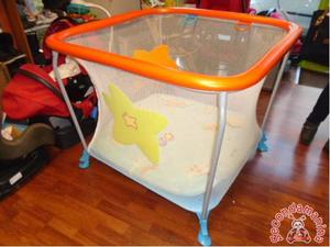 Box Brevi Soft & Play con materassino morbido