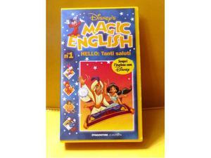 Disney Magic English corso inglese per Bambini