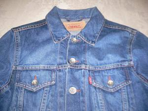 Giacca Jeans Levis tg 10 anni