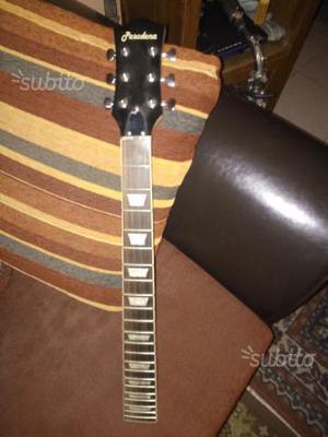 Manico per chitarra elettrica