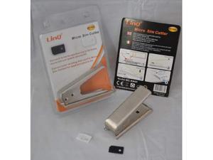 Micro SIM Cutter Taglia SIM LinQ MC-SM08