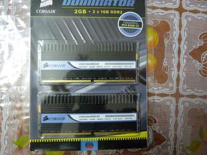 RAM Corsair Dominator 4Gb PC Mhz