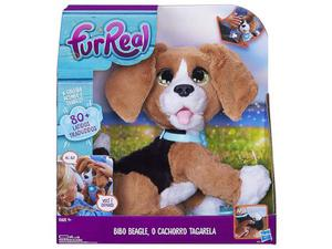 Fur real friends charlie peluches interattivi - peluche