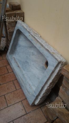 Lavabo lavandino vasca marmo inizi 900