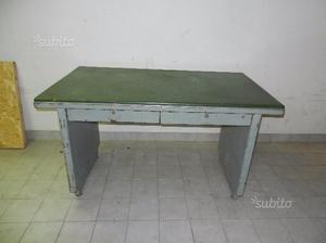 Tavolo ferro banco lavoro falegname fabbro