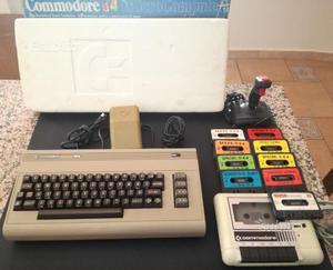 Commodore 64 completo