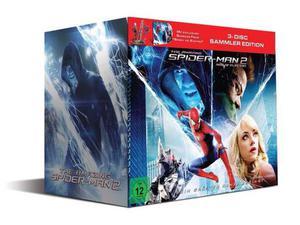 Deluxe the amazing spider man 2 blu ray electro edizione