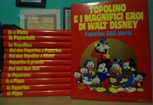 Enciclopedia Topolino e i magnifici eroi W. Disney