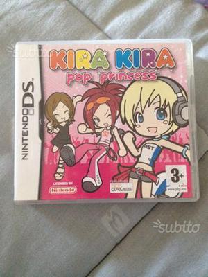 Kira Kira Pop Princess NintendoDS