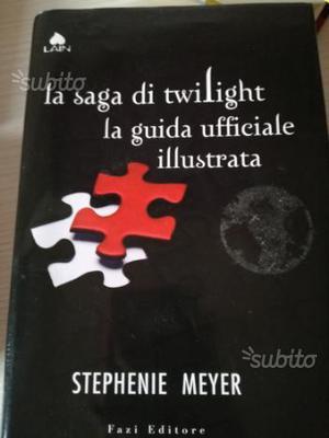 La saga di Twilight la guida ufficiale illustrata