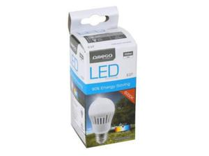 Lampadina LED Sferica Omega E27 5W 300 lm  K Luce Bianca