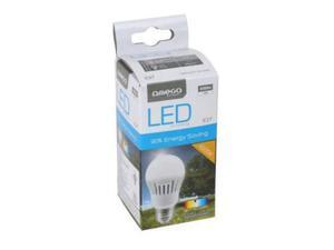 Lampadina LED Sferica Omega E27 5W 350 lm  K Luce