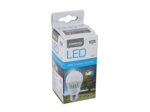 Lampadina LED Sferica Omega E27 5W 350 lm  K Luce Calda